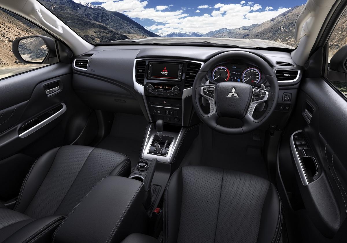 Состоялась мировая премьера нового пикапа Mitsubishi L200