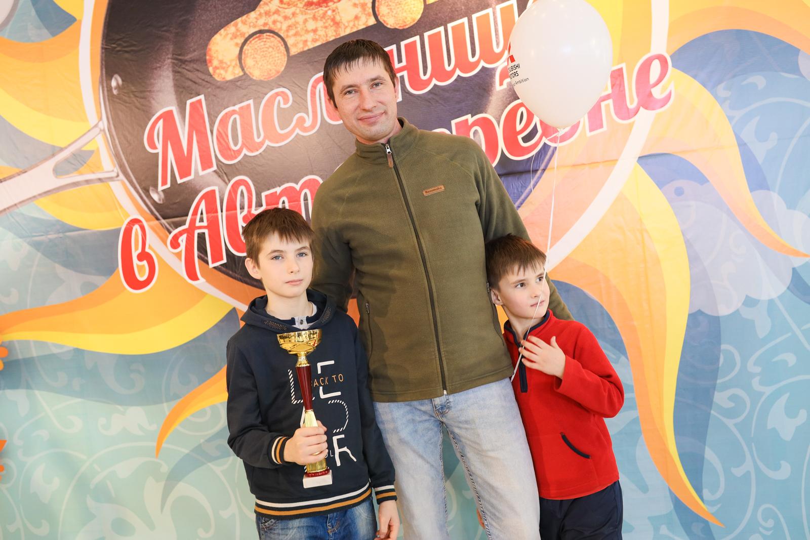 Масленица и Чемпионат по керлингу